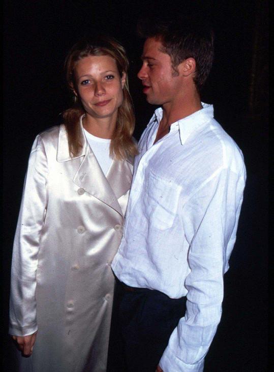 Gwyneth Paltrow a Bradu Pittovi vztah nakonec nevyšel. Ze zásnub byl nakonec rozchod.