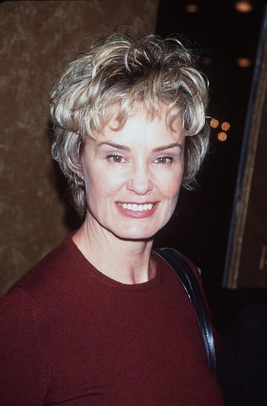 Jessica Lange v roce 1999.