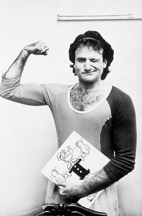První hlavní roli si zahrál ve filmu Pepek námořník (1980).
