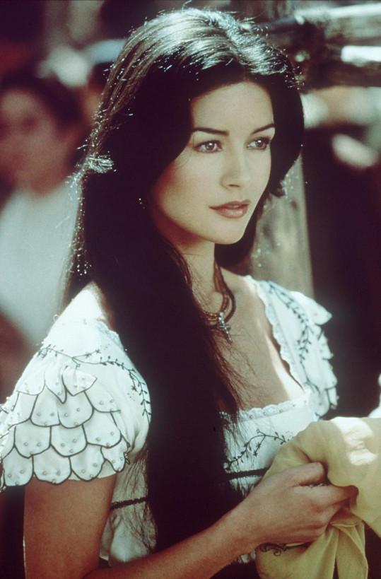 Catherine v roce 1998 ve filmu Zorro: Tajemná tvář.