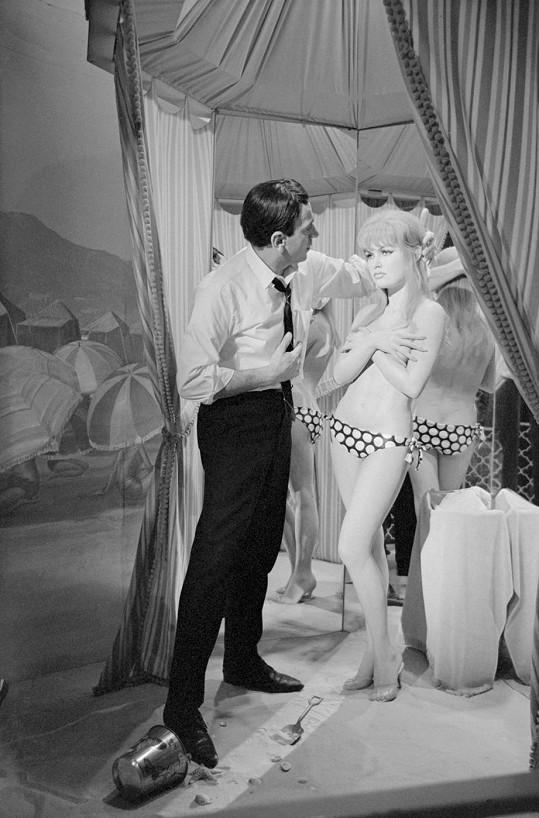 ...a bůh stvořil ženu jménem Brigitte Bardot