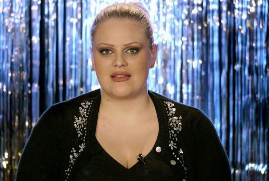 Charlotte Štiková se v reality show moc neprojevuje.