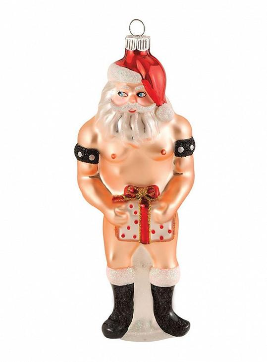 Santa Claus může být sexy frajer...