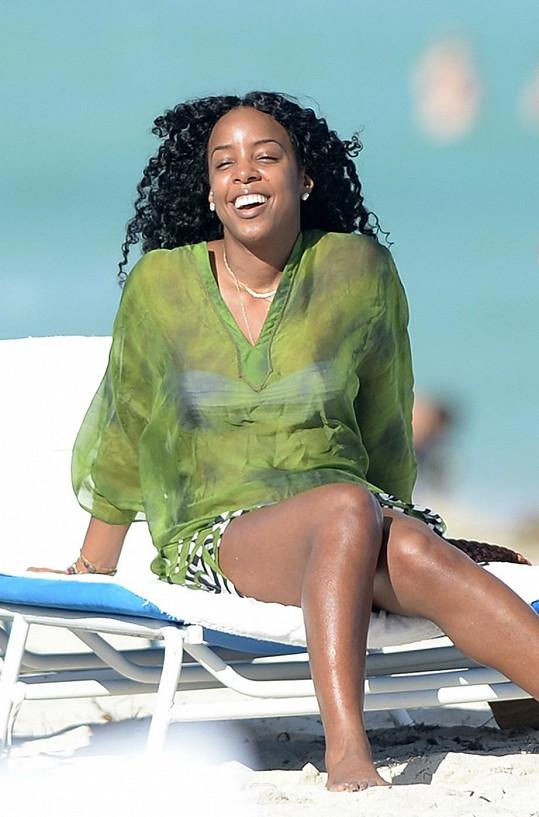 Kelly Rowland na Floridě