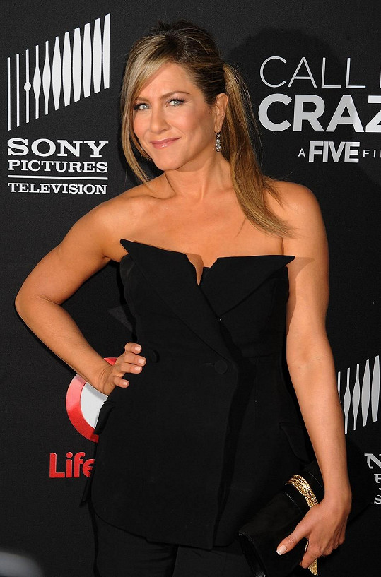 4. Jennifer Aniston