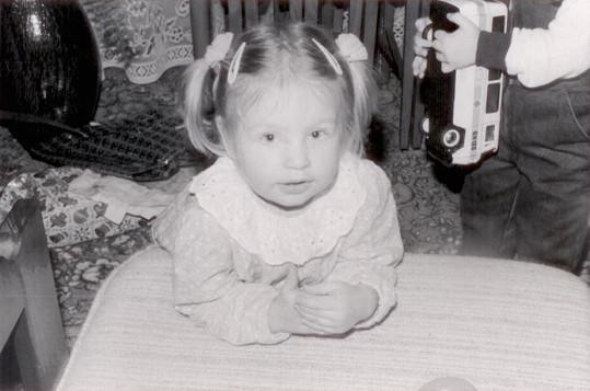 Mista byla kouzelné děvčátko.