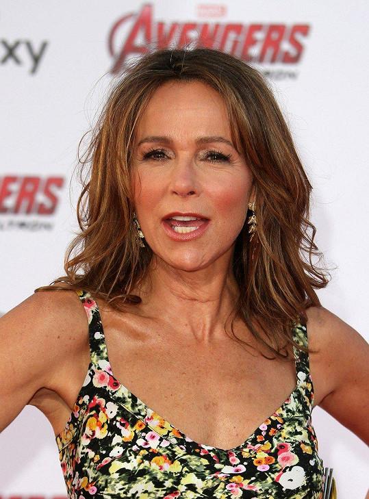 Jennifer Grey (57) před dvěma lety na filmové premiéře v New Yorku