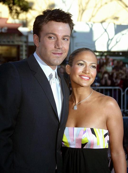 S Affleckem obnovila vztah po 17 letech.
