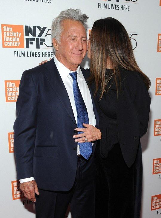 Jsou spolu už 37 let, což je na herecké poměry velmi slušný výkon.