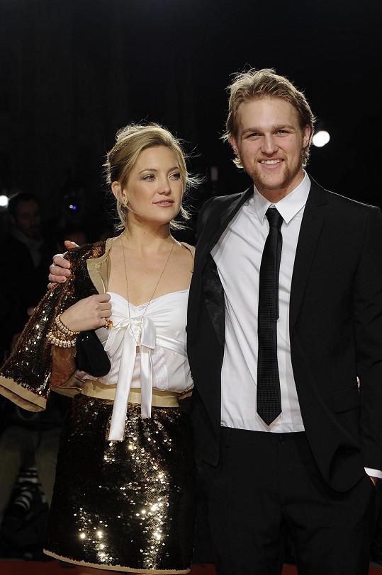 Kate Hudson s bratrem Oliverem