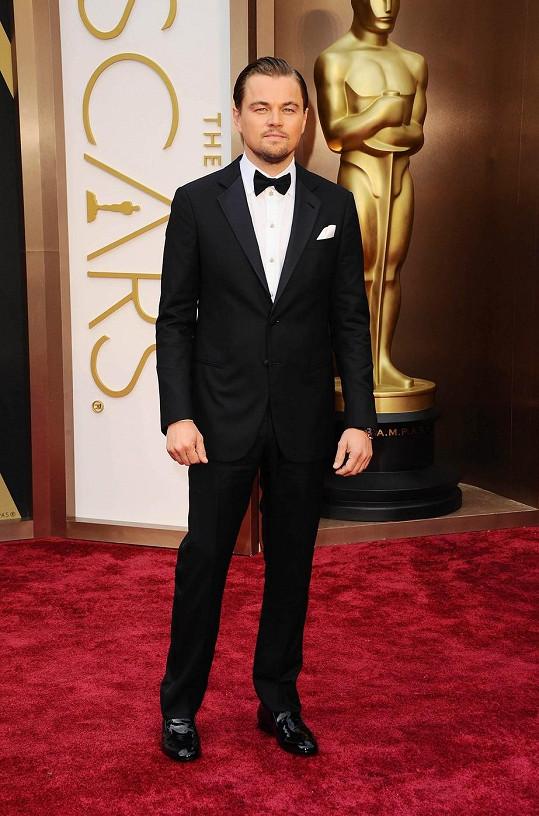 Ani letos DiCaprio nominaci neproměnil.