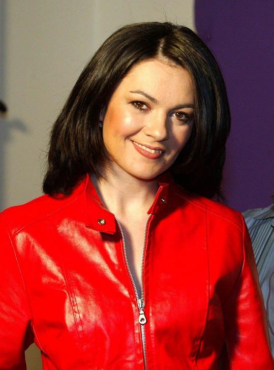 Jana Adámková v roce 2003