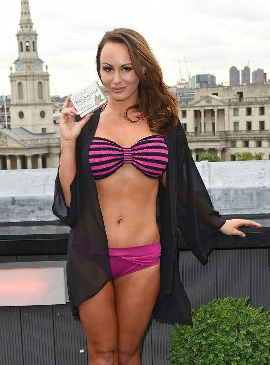 Chanelle v roce 2014