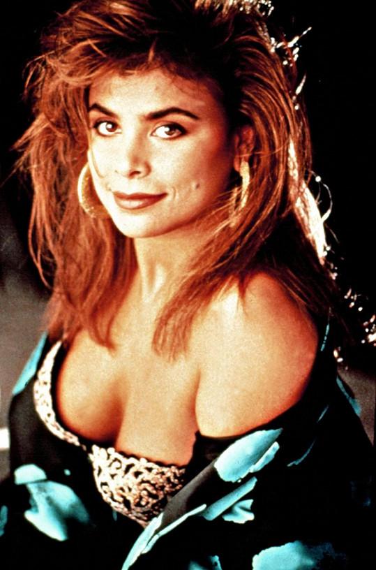Takhle zpěvačka vypadala v 80. letech.