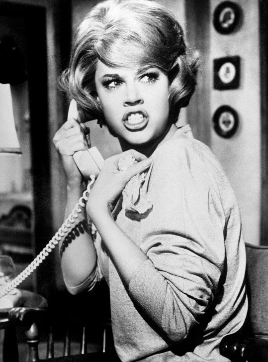 Jane Fonda na začátku své kariéry