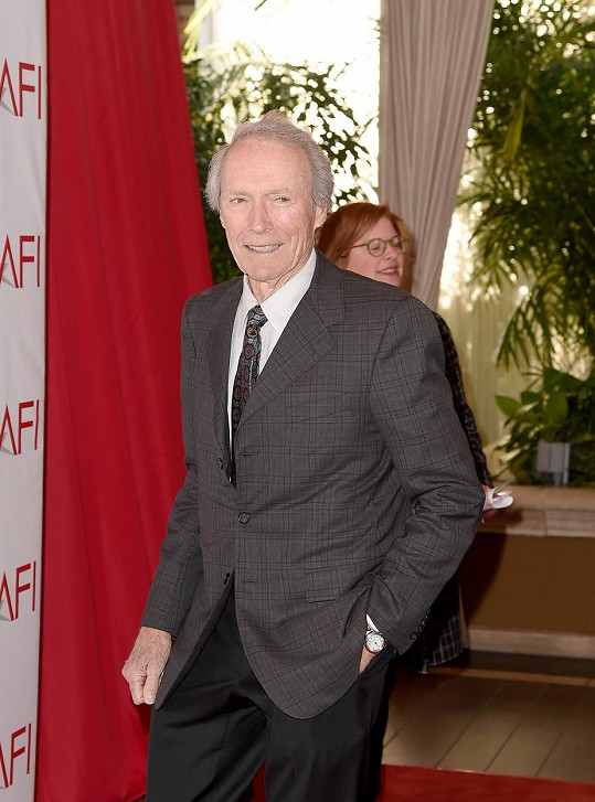 Scott je synem slavného Clinta Eastwooda