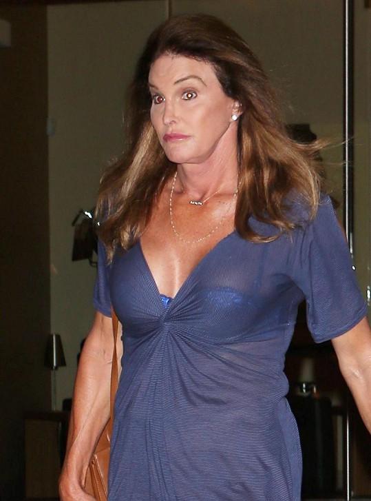 Mimice Caitlyn Jenner byl uštědřen další políček...