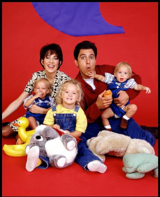 Sawyer Sweeten a jeho seriálová rodinka