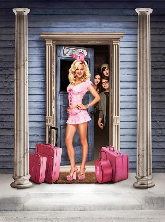 V komedii Domácí mazlíček hrála holku z Playboye.