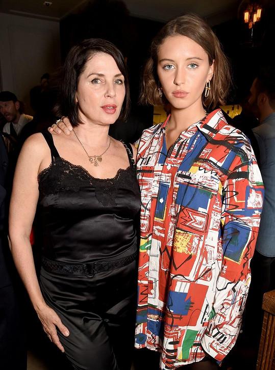 S maminkou Sadie Frost
