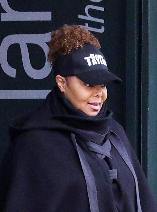 Janet Jackson se počátkem ledna dočkala prvního miminka.