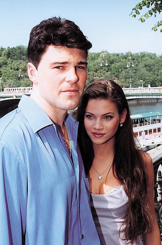 Šest let Andrea chodila s Jaromírem Jágrem.