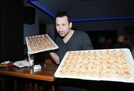 O občerstvení se postaral DJ Uwa.