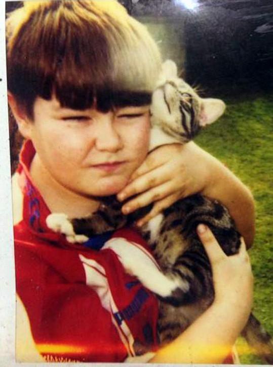 Nadváhu měl už od dětství.