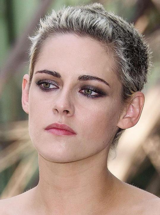 Současná vizáž Kristen Stewart