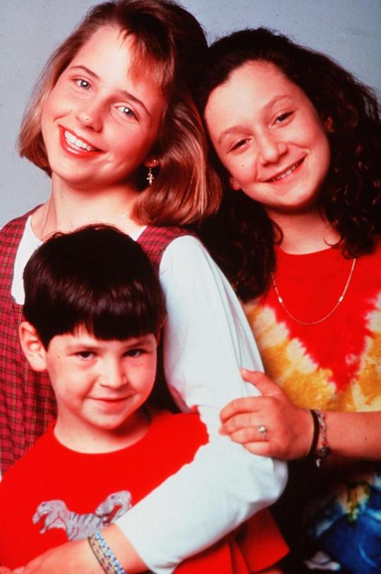 Darlene, Becky a D.J. museli trpělivě snášet sarkastické narážky matky Roseanne.