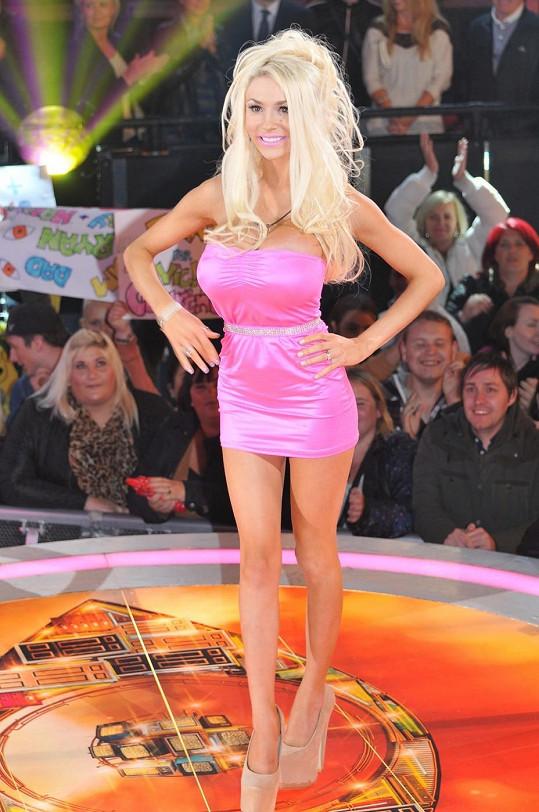 Diváci rozhodli, že víc už z Courtney Stodden vidět nemusí...