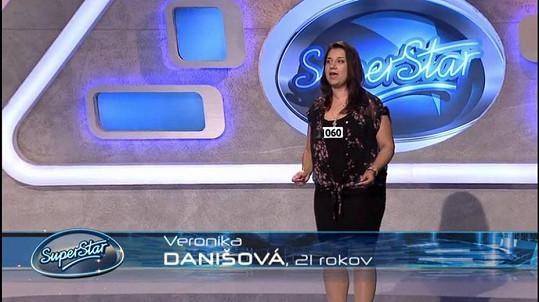 Veronika na castingu