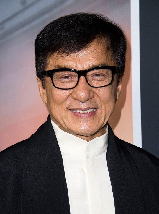 5. Jackei Chan - 45,5 miliónu amerických dolarů