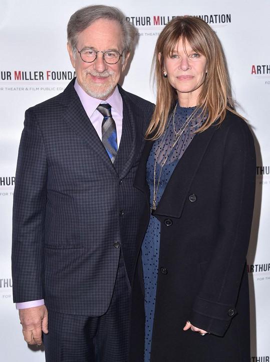 V roce 1991 se provdala za režiséra Stevena Spielberga.