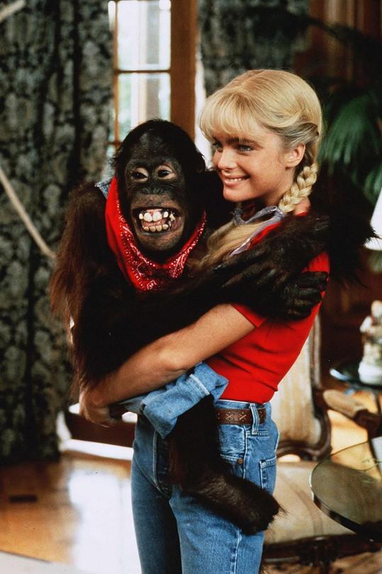 Ve filmu Burani z Beverly Hills (1993)