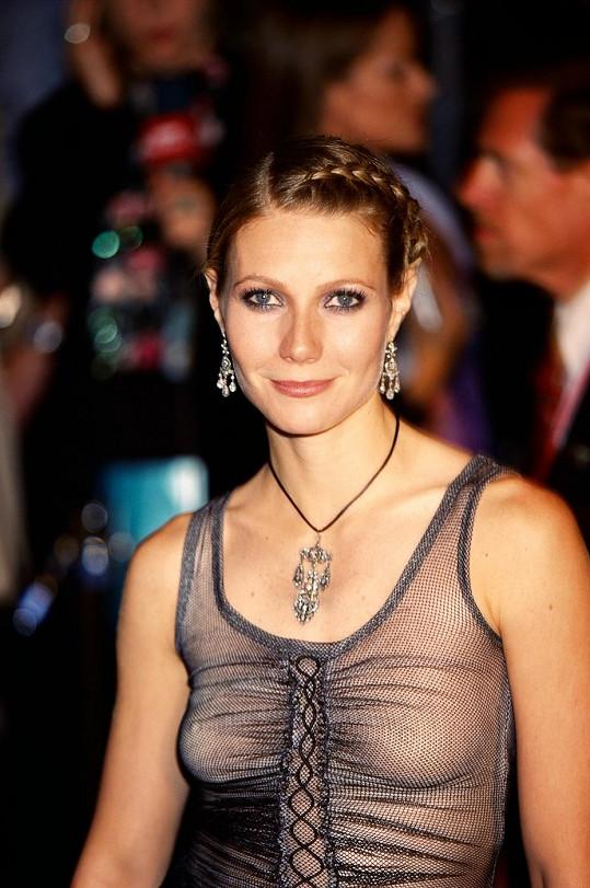 Gwyneth na Oscarech v roce 2002.