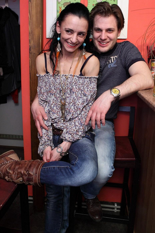 Tomáš Savka a Zuzana Pokorná spolu žijí dva roky.