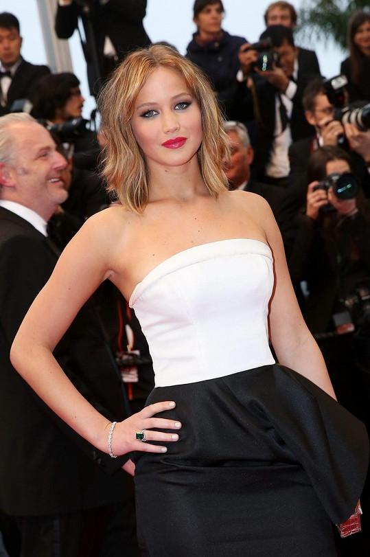 Herečka naposledy okouzlila celé Cannes.
