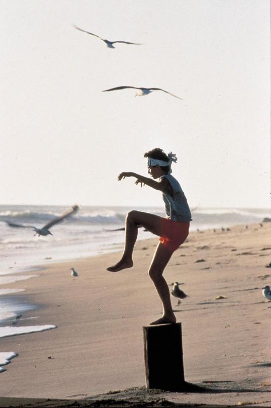 Ralph Macchio jako Karate Kid