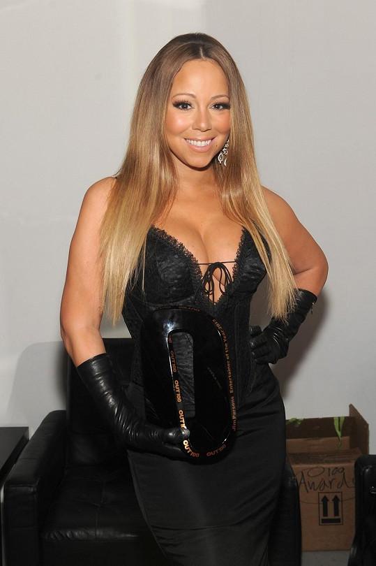 Mariah Carey svou hudbou pomohla mladinké Gisele s angličtinou.