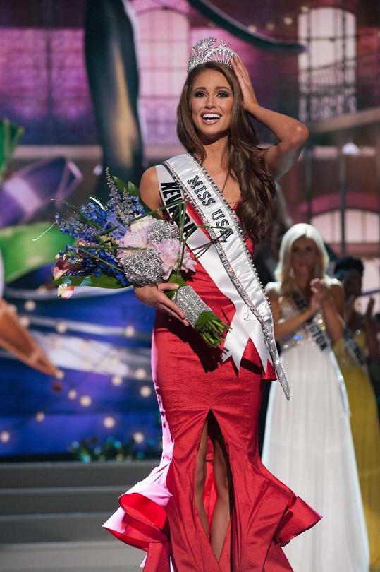 Kráska z Nevady porazila padesát konkurentek.