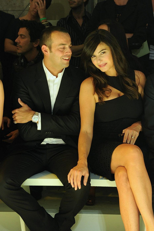 ...či expřítel současné milenky Gigigo Buffona Rocco Attisani