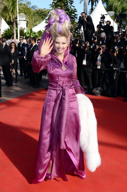 Lenina na loňském Cannes.