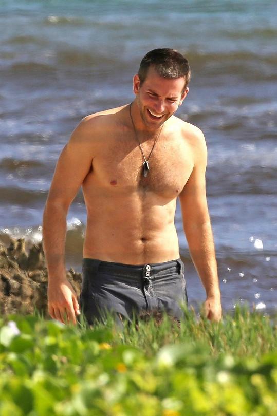 Bradley Cooper na Havaji
