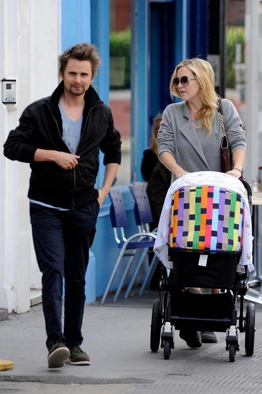 Kate Hudson má s Bellamym syna Binghama.