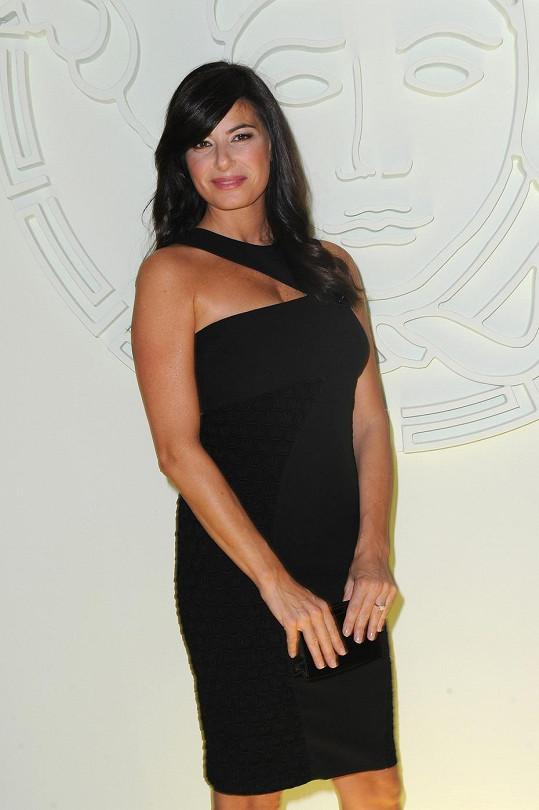 Ilaria d'Amico nahradila po Gigiho boku Alenu Šeredovou.