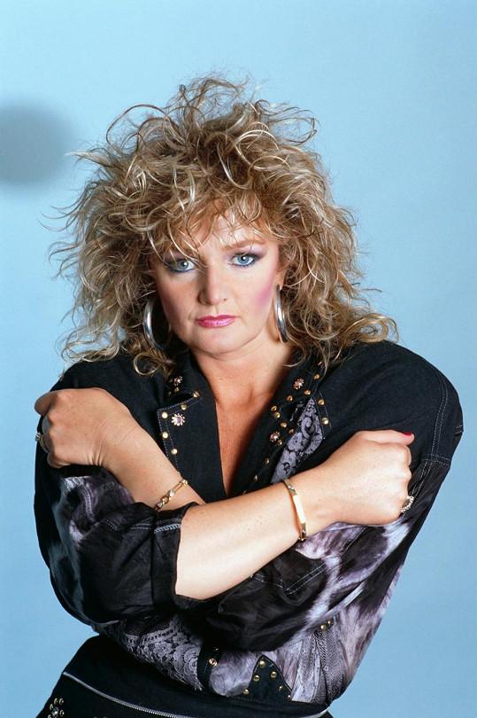 Bonnie Tyler patří k ikonám populární hudby.