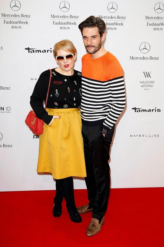 Florent určuje módní styl.