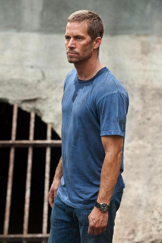 Paul Walker jako Brian O'Conner