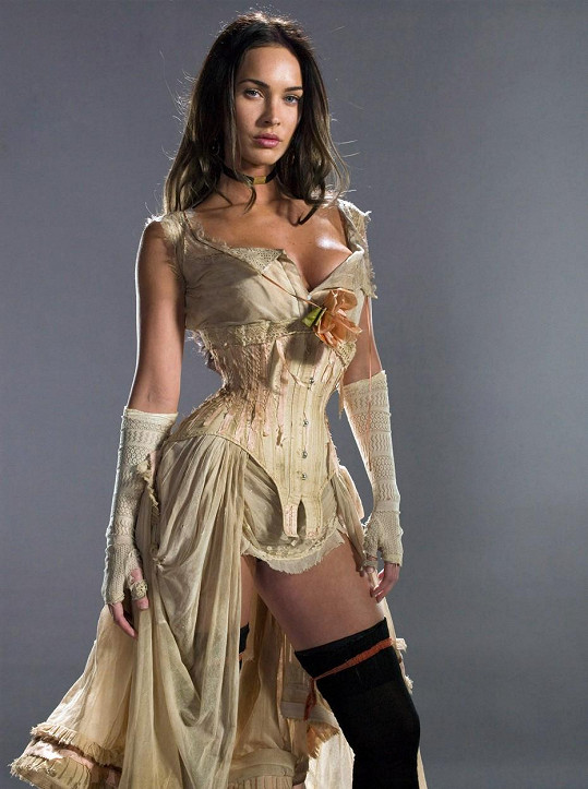 Megan Fox ve filmu Jonah Hex (2010)